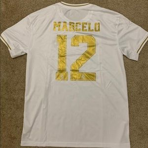 Real Madrid Home 19/20 Jersey MARCELO #12
